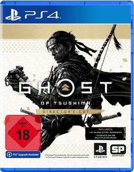 PlayStation 4 Ghost of Tsushima Directors Cut PlayStation 4