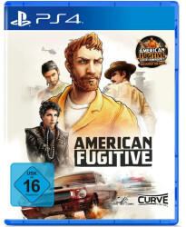 U & I Entertainment Limited American Fugitive [PlayStation 4]