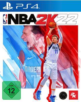 2K Sports NBA 2K22 [PlayStation 4]