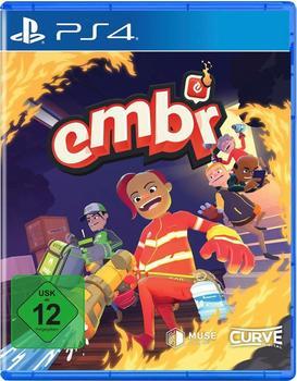 U & I Entertainment Limited Embr: Über Firefighters - [PlayStation 4]
