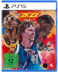 2K Sports NBA 2K22 - 75th Anniversary Edition [PlayStation 5]
