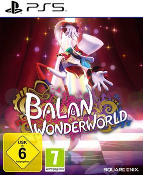 Square Enix Balan Wonderworld PlayStation 5