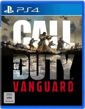 Activision Blizzard Call of Duty Vanguard PlayStation 4
