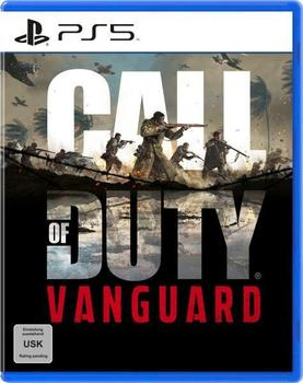 Activision Blizzard Call of Duty Vanguard PlayStation 5