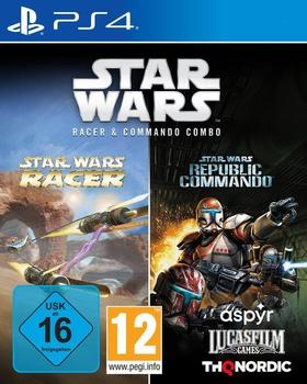 THQ Nordic Star Wars Racer and Commando Combo [PlayStation 4]