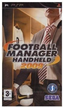 Football Manager 2009 (PSP)