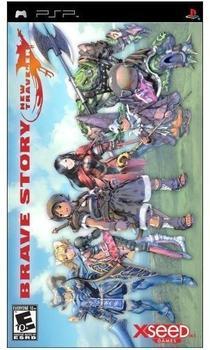 Brave Story: New Traveler (PSP)
