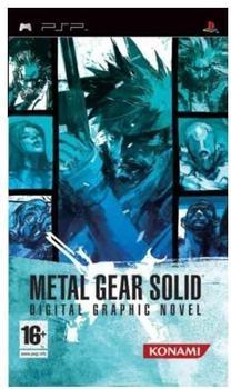 Metal Gear SG Novel (PSP)