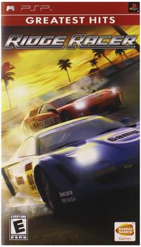 Ridge Racer Greatest Hits (PSP)