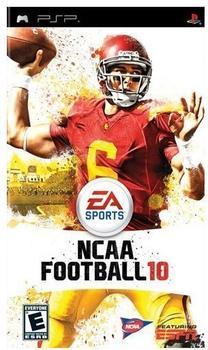 NCAA Footbal 2010 (PSP)