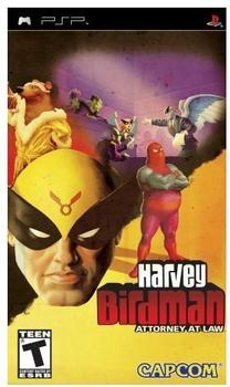 Harvey Birdman: Attorney at Law (PSP)