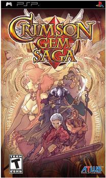 Crimson Gem Saga (PSP)