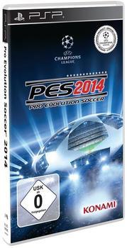 Pro Evolution Soccer 2014 (PSP)