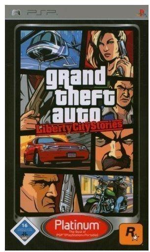 Take2 Grand Theft Auto - Liberty City Stories
