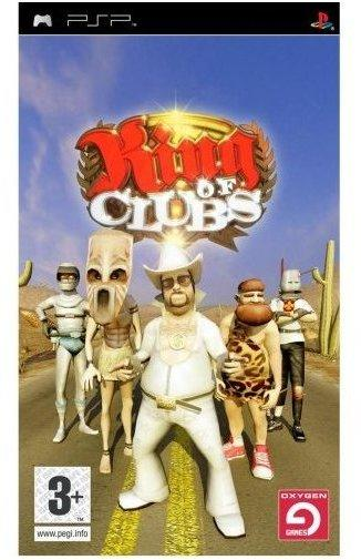 The King of Clubs (PSP)