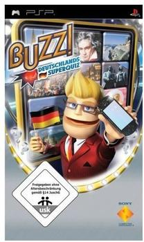 Buzz! Deutschlands Superquiz (PSP)