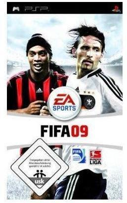 EA GAMES FIFA 09