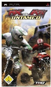 MX vs. ATV Untamed (PSP)