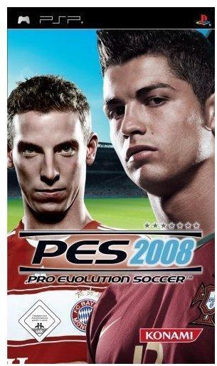 Sony Pro Evolution Soccer 2008