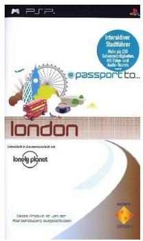 Sony Passport to London