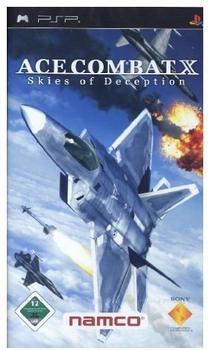 Sony Ace Combat X - Skies of Deception