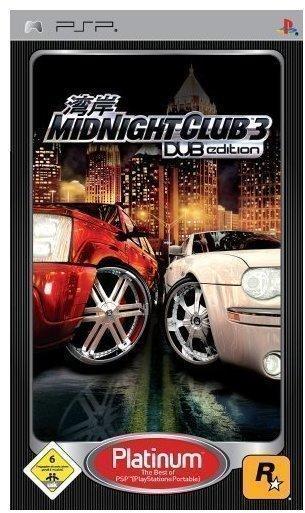 Take2 Midnight Club 3 - Dub Edition