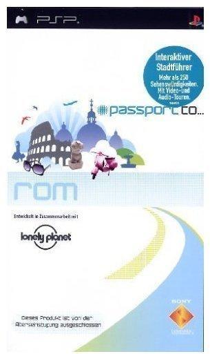 Passport to Rome (PSP)