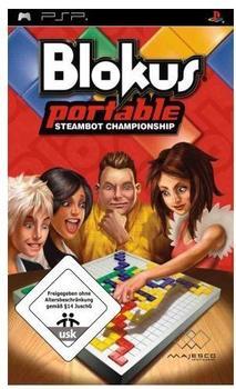 Blokus Portable: Steambot Championship (PSP)