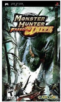 Monster Hunter: Freedom Unite (PSP)