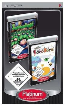 Double Pack Platinum: Lemmings/LocoRoco (PSP)