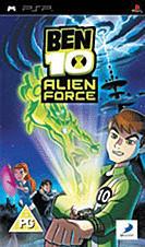 Ben 10 - Alien Force (PSP)