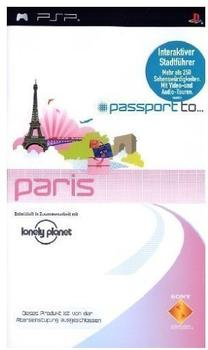 Sony Passport to Paris