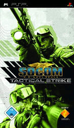Socom Tactical Strike incl. Headset (PSP)