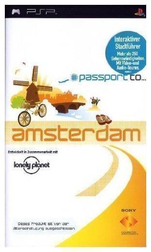 Passport to Amsterdam (PSP)