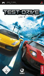 ATARI Test Drive Unlimited (PSP)
