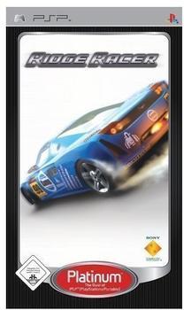 Namco Hometek Ridge Racers Platinum