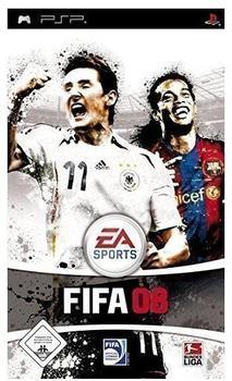 FIFA 08 (PSP)