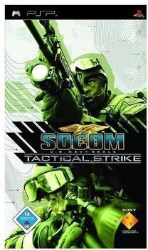 Socom Tactial Strike (PSP)
