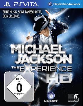 Michael Jackson - The Experience (PS Vita)