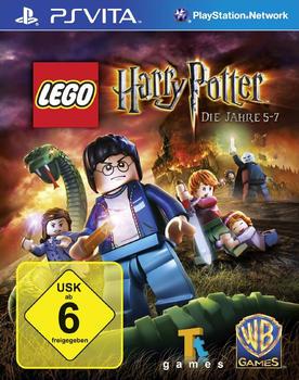 Lego Harry Potter - Die Jahre 5-7 (PS Vita)