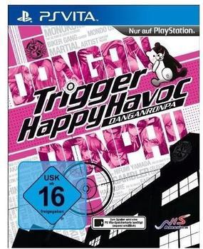 Danganronpa: Trigger Happy Havoc (PS Vita)