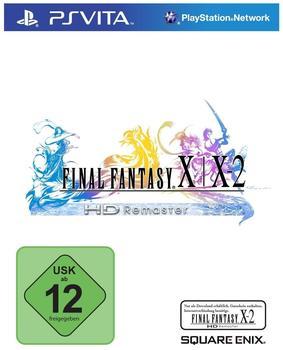 Final Fantasy X/X-2 HD Remaster (PS Vita)