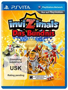 Invizimals: Das Bündnis (PS Vita)