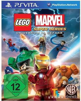 Lego Marvel: Super Heroes (PS Vita)