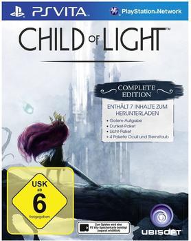 Child of Light (PS Vita)