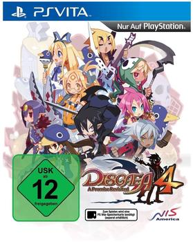 DISGAEA 4 - A Promise Revisited (PS Vita)