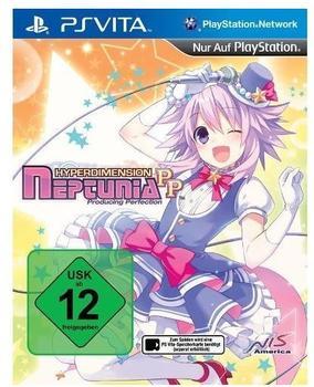 Hyperdimension Neptunia Producing Perfection (PS Vita)