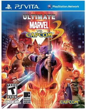Ultimate Marvel vs Capcom 3 (PS Vita)