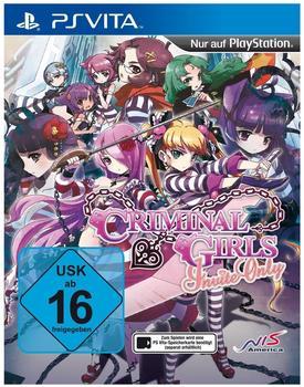 Criminal Girls Invite Only (PS Vita)