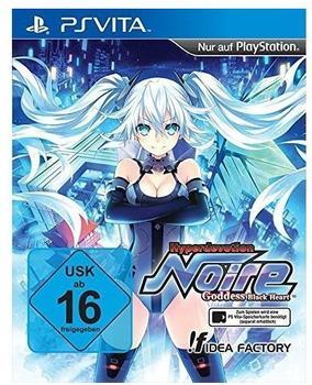 Hyperdevotion Noire: Goddess Black Heart (PS Vita)